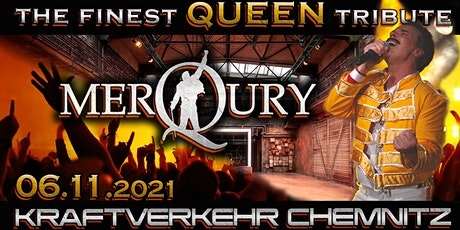 QUEEN - performed by MerQury // Kraftverkehr Chemnitz Tickets