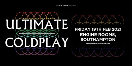 Ultimate Coldplay (Engine Rooms, Southampton)