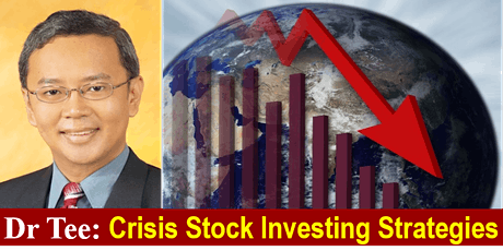 Dr Tee: Crisis Stock Investing with Dream Team Stock Portfolio tickets