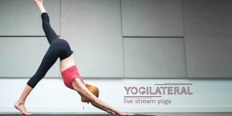 Morning Vinyasa Flow Live-Stream tickets