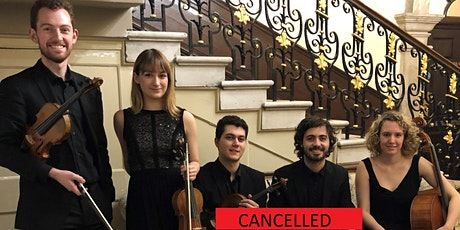The Con Forza String Quintet tickets