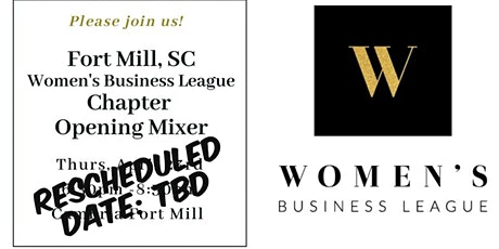 Fort Mill, South Carolina Women's Business League Launch Event tickets