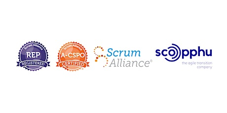 ONLINE | A-CSPO℠ Advanced Certified Scrum Product Owner - in English bilhetes