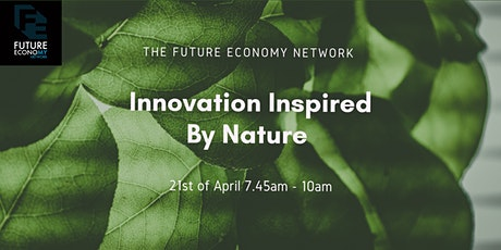 Innovation Inspired By Nature: Interactive Webinar tickets