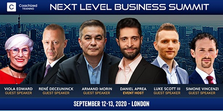 [Free Tickets] Next Level Business Summit tickets