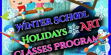 WINTER SCHOOL HOLIDAY WORKSHOPS tickets