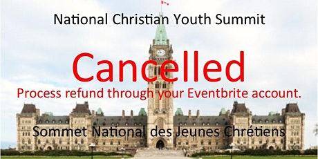 National Christian Youth Summit/Sommet National des Jeunes Chrétiens  2020 tickets