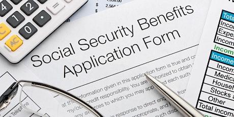 Understanding Annuities & Social Security with Robin Mueller- Appleton tickets