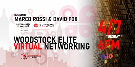 Free Woodstock Elite Rockstar Connect Networking Event (April, near Atlanta) tickets