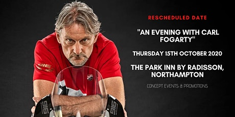 An Evening with Carl Fogarty tickets