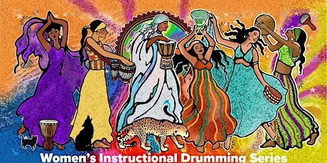 Women's Instructional Drumming Series: The Art of Improv tickets