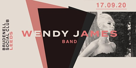 Wendy James tickets