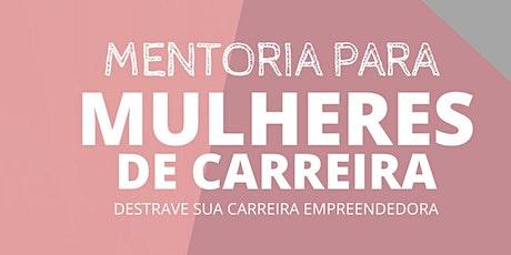 Treinamento para Mulheres Empreendedoras bilhetes