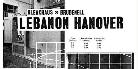 Lebanon Hanover tickets