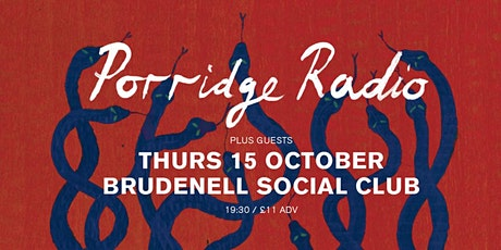 Porridge Radio tickets