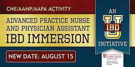 Advanced Practice Nurse and Physician Assistant IBD Immersion: An IBD-U™ Initiative tickets