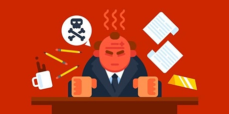 Managing and Controlling Anger _ ONLINE COURSE tickets