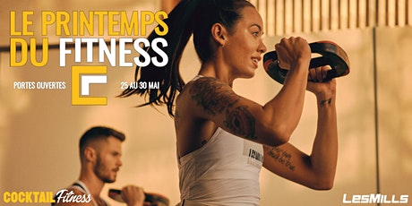 Le Printemps du Fitness - PORTES OUVERTES tickets