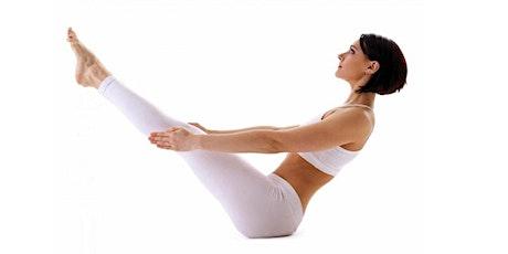 Yoga: Intermediate Iyengar with Julia Lorimer - Online  Class  tickets