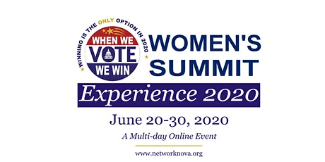 The Women's Summit  Experience 2020 tickets