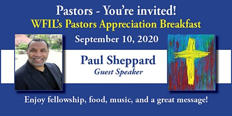 WFIL Pastors Appreciation Breakfast 2020 tickets
