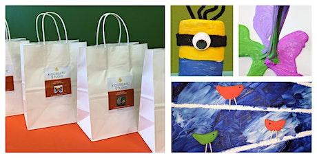Kidcreate Art Kits- Shipping 3/30-4/3 tickets