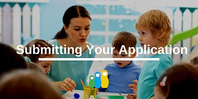 Submitting Your Application Webinar