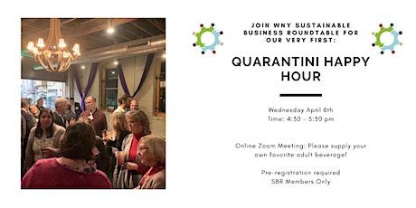 SBR's Quarantini Happy Hour tickets