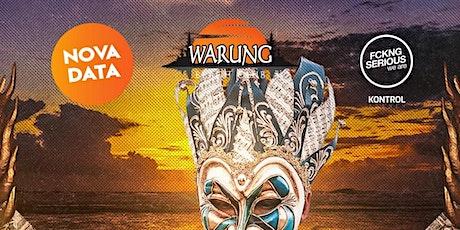 Warung Beach Club -18 de Dezembro ingressos
