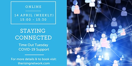 Time Out Tuesday - Staying Connected tickets