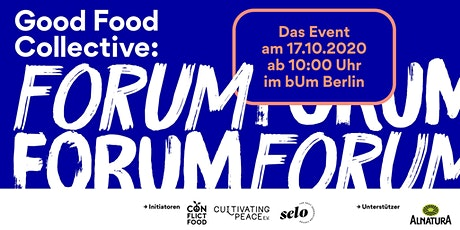 Good Food Collective: Forum tickets