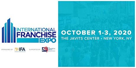 International Franchise Expo tickets