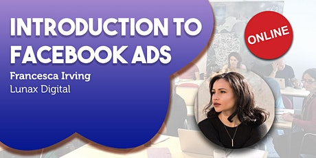 Introduction to Facebook Ads tickets
