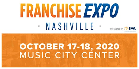 Franchise Expo Nashville tickets