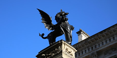 A Power Trip: guided London walk on the theme of power, politics & law tickets