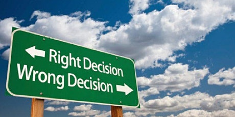 Facing Problems and Making Decisions _ ONLINE COURSE tickets