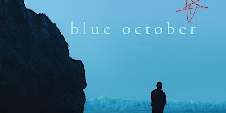 Blue October - Get Back Up Tour tickets