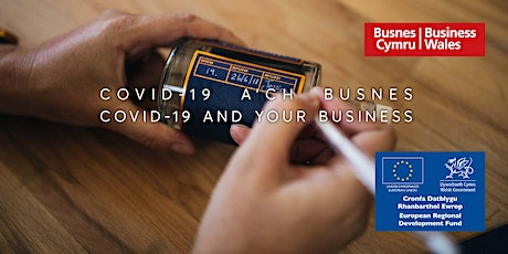COVID-19 a'ch Busnes: Arallgyfei / COVID-19 and your Business: Diversifying tickets