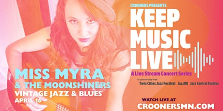 Miss Myra and the Moonshiners tickets