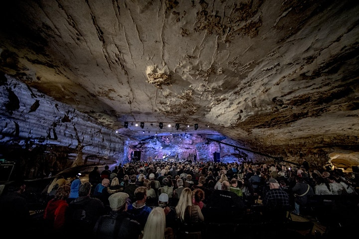 Colin Hay in The Caverns with Steve Poltz image