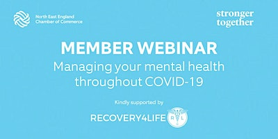 Managing your mental health throughout COVID-19