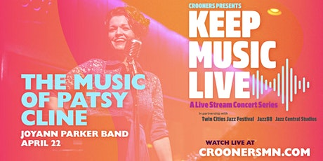 The Music of Patsy Cline with Joyann Parker tickets