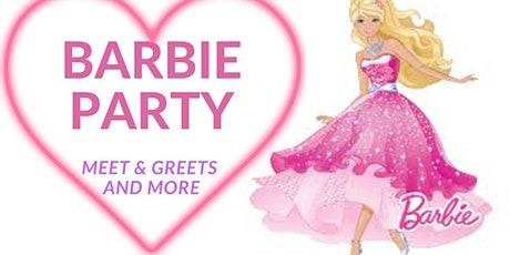 Coventry Mall Barbie Party- Meet and Greets & More tickets