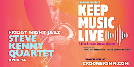 Friday Night Jazz with the Steve Kenny Quartet tickets