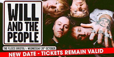 Will & The People tickets