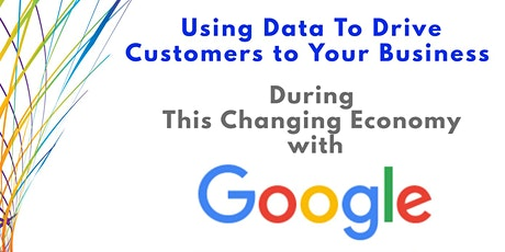 Using Data to Drive Business Growth During A Changing Economy tickets