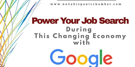 Power Your Job Search During A  Changing Economy tickets