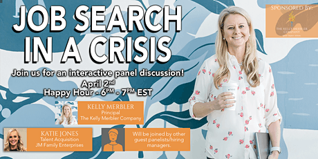 Job Search During a Crisis- An Interactive Panel tickets