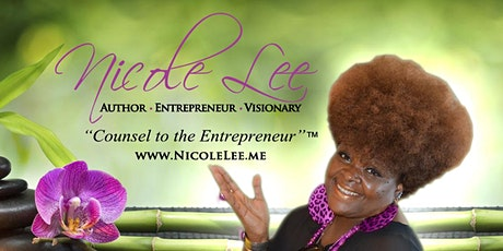 """VIRTUAL """"How to Eradicate Fear""""-A Guide for Entrepreneurs Course tickets"""