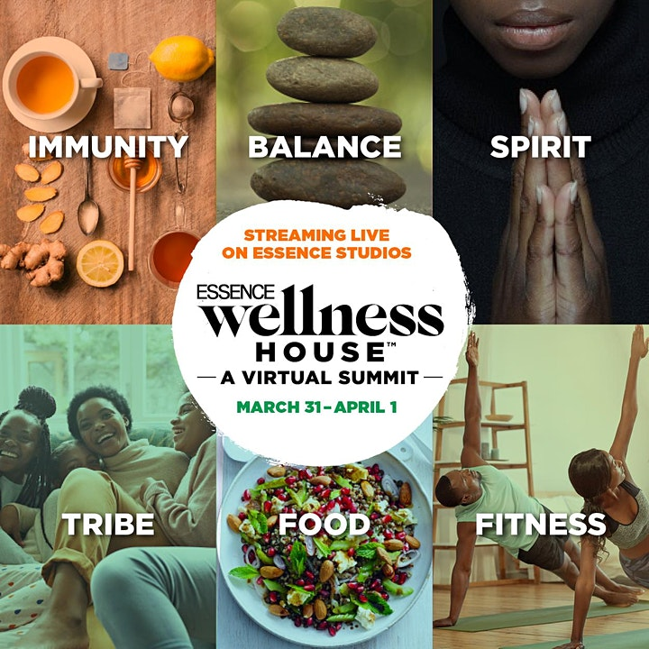 ESSENCE Wellness House: A Virtual Summit image